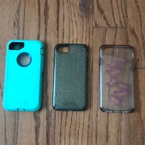 IPhone 7 case bundle